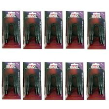 (10) VRL 3 Pin Male To 5 Pin Female DMX Lighting Cable Adapter for DJ Par Light