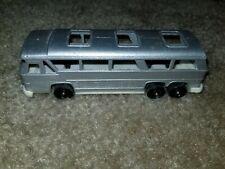 "Vintage Tootsietoy Tiny Toughs MCI MC8 Greyhound Americruiser Bus Motor Coach 5"""