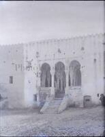 MAGHREB Maroc Algérie Tunisie, NEGATIF Photo Stereo Plaque Verre VR10L4n11