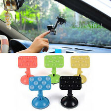 Car Windshield Suction Cup Mount Bracket Holder For Phone GPS 360° Rotating