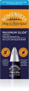 Somersets Shaving Oil for Men - 35ml