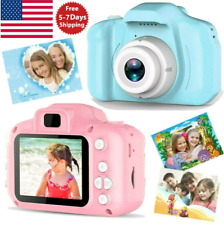 2.0 inch Mini Digital Children Camera HD 1080P LCD Camera Toy Gift For Kids US.
