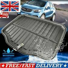 FOR Vauxhall Mokka X 2012-2019 Tailored Boot tray Trunk liner car mat Heavy Duty
