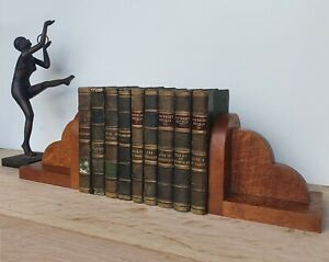 Pair of Cloud Form Art Deco Bookends