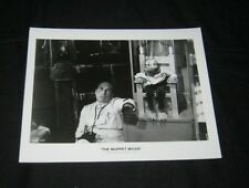 Original 1979 THE MUPPET MOVIE 8x10 Theater Still MEL BROOKS Kermit