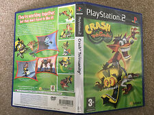 COMPLETO SONY PLAYSTATION PS2 Crash TWINSANITY
