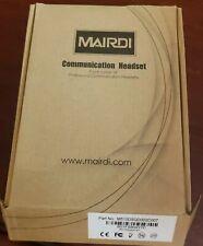 Mairdi Communication Headset Front-Runner Of Professional Communication Headset
