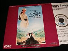 """MY FATHER'S GLORY<>RARE 12"""" Laserdisc<>FRENCH LASERDISC WITH SUBTITLES<>ID8683OR"""