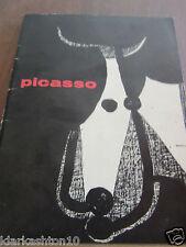 Oeuvre gravé de Pablo Picasso, Mulhouse Musée des Beaux-Arts 1960