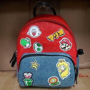 Super Mario Brothers Patches Jrs. Mini Handbag Apparel