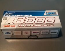 LRP 7.4v 6000mAh Competition Hardcase  Lipo Battery 110C/55C