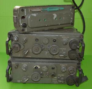 Ricetrasmettitore militare RV3 ER95 + BA301 Surplus militare