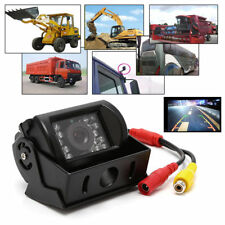 18 IR LED Night Vision Car Rearview Camera Wide Angle Waterproof Truck Bus New