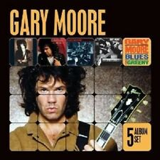 Gary Moore - 5 album Set (after the war/Still Got the Blues/+) 5 CD Rock Nuovo