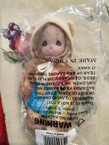 Adorable Wizard of Oz Lion Precious Moments Doll New !