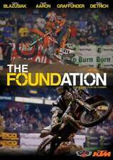 The Foundation DVD - Motocross Endurocross Movie Film Video