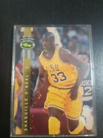 1992 Classic Four Sport Draft Pick Collection Shaquille O'Neal #LP8
