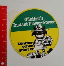 ADESIVI/Sticker: Günther 's Instant Flower Power (190616137)