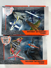 Matchbox SKY Busters 4-Pack - *** LOT OF 2***.
