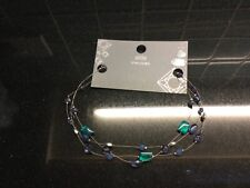 Marks & Spencer Sparkly Silver Plated Necklace NEW Costume Jewellery Present M&S