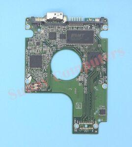 "WD Laptop 2.5"" Micro USB 3.0 Hard Drive HDD WD20NMVW PCB Board 2060-771961-001"