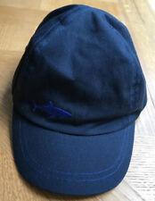 Navy Blue Boys Cap Ajustable 51-55 Cm