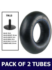 "13"" CAR & 4X4 TUBE - 175/185/195-70/75R13 (GR13) TR13 VALVE [PACK OF 2]"