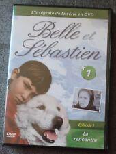 Belle et Sebastien, episode 1 - la rencontre,  DVD serie TV