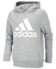 Adidas Boys' Transitional Hoodie - Big Kid Size-8