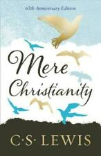 Mere Christianity by Lewis 9780008254599 Fast Hardco Hb.