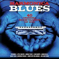 Various Artists - Harmonica Blues [New CD] UK - Import