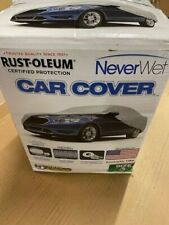 Budge Rust-Oleum® NeverWet® Car Cover, Waterproof Outdoor Protection for Cars