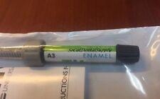 A3 Universal Restorative Dental Composite Syringe 4g Refill Enamel