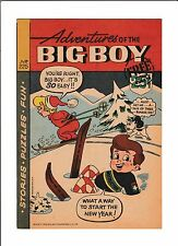 Adventure Of The Bigboy No.225  : 1976 :   : Skiing Cover! :   : Giveaway! :