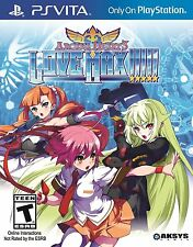 Arcana Heart 3: Love Max !!! [Sony PlayStation Vita PSV, Updated 2D Fighting]