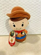 HALLMARK ITTY BITTY PLUSH TOY STORY 4 SHERIFF WOODY DOLL WITH TAGS ATTACHED