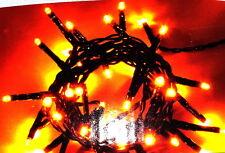 Weihnachtliche Lichterkette mit 400 LED #83039 golden warm-white