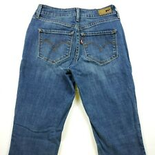 Women's Levi's Bold Curve Classic Rise Straight Jeans Size 2 3BR8