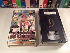 Y...Donde Esta El Policleto? Rare Spanish Language Mexi VHS 2000 Lorena Herrera