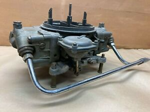 780 Holley Carb