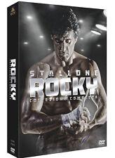ROCKY - LA COLLEZIONE COMPLETA (6 DVD) COFANETTO SAGA con Sylvester Stallone