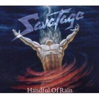 "SAVATAGE ""HANDFUL OF RAIN (2011 EDITION)""  CD NEW"