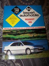 CO Revue technique Peugeot 406 1.8 1.9 2.0 2.1 SL ST SV SR Essence Turbo Diesel