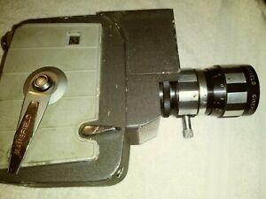 "ESTATE FIND, RARE MANSFIELD INDUSTRIES 8mm CAMERA ""HOLIDAY REFLEX ZOOM"""