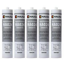 5 x 310 ml Express Zement Reparaturmörtel Cement Fix Fugenmörtel Rißacryl