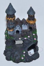Beautiful Blue Castle, aquarium ornament, fish tank decoration  Gift