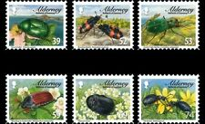 Alderney Aurigny 2013 insectes scarabées neuf ** 1er choix