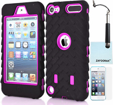 Heavy Duty Shockproof Armour Case Cover For Apple iPod Touch 5th 6th Generation