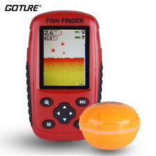 Goture Wireless Sonar Sensor Fish Finder Echo Sounder Fishfinder Fishing Tackle