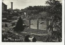 78836 vecchia cartolina di FIESOLE TERME ROMANE